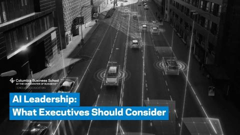 Embedded thumbnail for AI Leadership: What Executives Should Consider