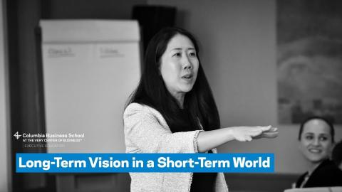 Embedded thumbnail for Long-Term Vision in a Short-Term World