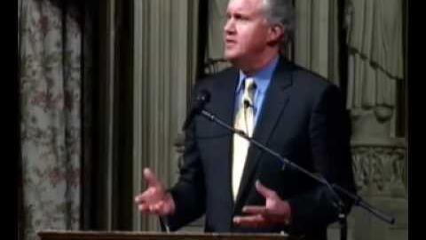 Embedded thumbnail for Botwinick Prize 2008: Jeff Immelt, Chair and CEO of General Electric, Part 3