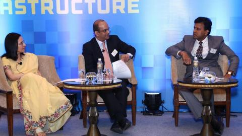 Embedded thumbnail for Investing in Indian Infrastructure