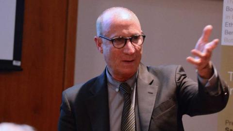 Embedded thumbnail for Bernstein Debate: Welcome Remarks – Professor Bruce Kogut