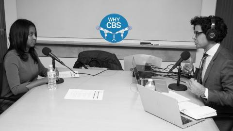 Embedded thumbnail for Why CBS Podcast: Antonia Hyman '18 (Excerpt)