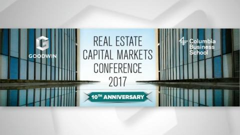 Embedded thumbnail for Looking Ahead at Real Estate Capital Markets