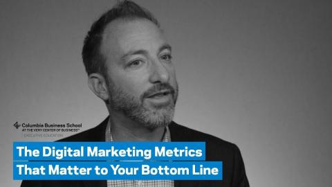 Embedded thumbnail for The Digital Marketing Metrics That Matter to Your Bottom Line