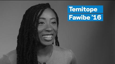 Embedded thumbnail for MBA Student Profile: Temitope Fawibe '16