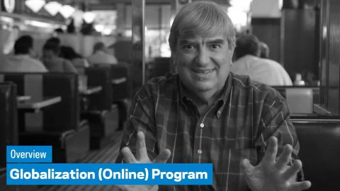 Embedded thumbnail for Globalization (Online) Program: Overview
