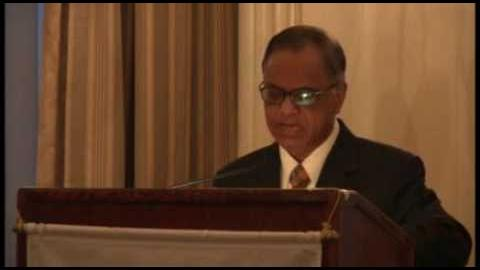 Embedded thumbnail for Narayana Murthy: Restoring the Value of Respect