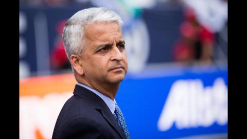 Embedded thumbnail for Sunil Gulati: Lessons from the Pitch