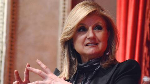 Embedded thumbnail for Arianna Huffington on Technology's Interference with Sleep