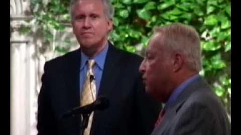 Embedded thumbnail for Botwinick Prize 2008: Jeff Immelt, Chair and CEO of General Electric, Part 2