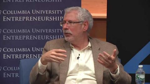 Embedded thumbnail for A Conversation with Steve Blank