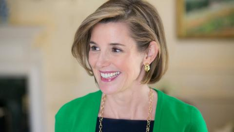 "Embedded thumbnail for Sallie Krawcheck '92 on Investing: ""Keep it Simple"""