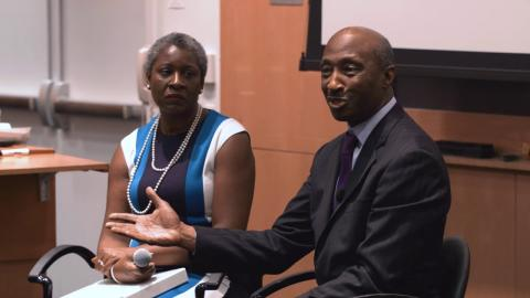 Embedded thumbnail for Kenneth C. Frazier on Mentors