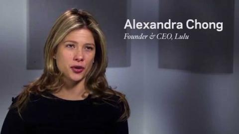 Embedded thumbnail for Engaging Leaders: Alexandra Chong of Lulu