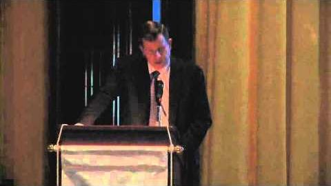 Embedded thumbnail for Deming Cup 2011: Keith Sherin introduces Brent James