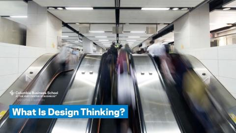 Embedded thumbnail for What Is Design Thinking?