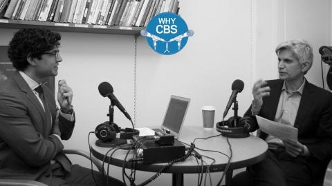 Embedded thumbnail for Why CBS Podcast: Professor Hitendra Wadhwa (Excerpt)