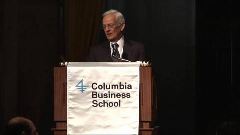 Embedded thumbnail for Deming Cup Award Ceremony 2010: Paul O'Neill