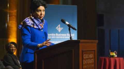 Embedded thumbnail for Deming Cup 2016: Indra Nooyi