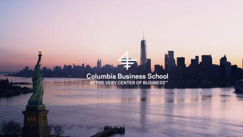 Embedded thumbnail for Welcome to Columbia Business School