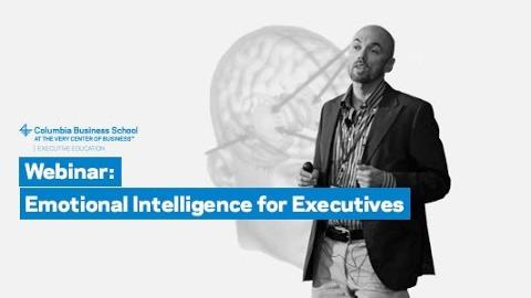 Embedded thumbnail for Emotional Intelligence for Executives