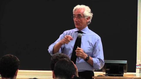 """Embedded thumbnail for Klion Forum with Sir Ronald Cohen: """"Why Do We Need Social Capital Markets?"""""""