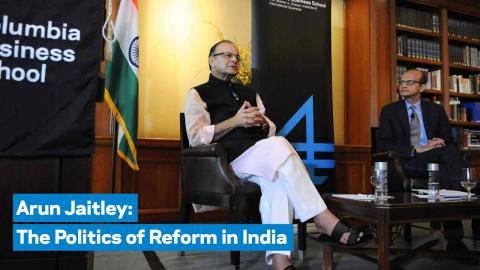 Embedded thumbnail for The Politics of Reform in India