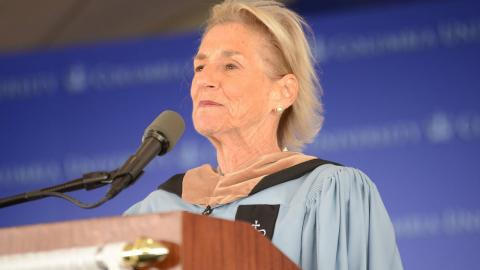 Embedded thumbnail for Shelly Lazarus '70: 2016 Columbia Business School Recognition Address