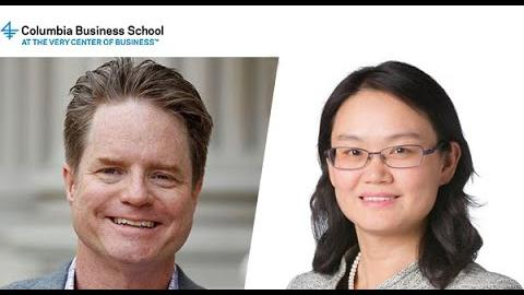 Embedded thumbnail for Leadership Speaker Series: Professor Michael Morris in Conversation with Lihong Wang '99