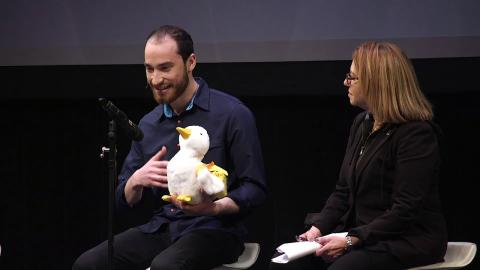Embedded thumbnail for Leveraging Technology for Authentic Social Purpose: My Special Aflac Duck