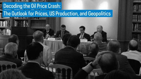 Embedded thumbnail for Decoding the Oil Price Crash: The Outlook for Prices, US Production, and Geopolitics