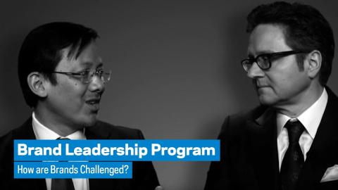 Embedded thumbnail for Brand Leadership Program: How are Brands Challenged?