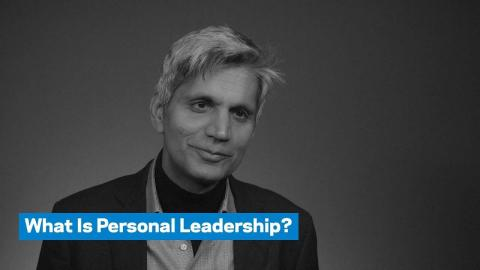 Embedded thumbnail for What Is Personal Leadership