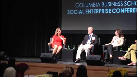 Embedded thumbnail for Social Enterprise Conference Closing Keynote: Corporate Social Innovators