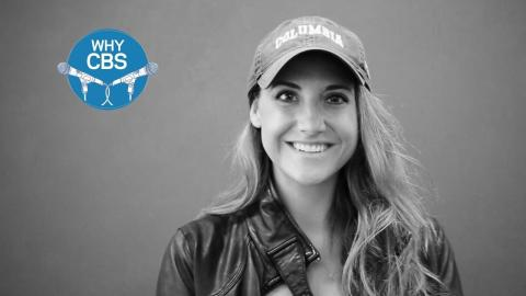 Embedded thumbnail for Why CBS Podcast: Molly Magnuson '18 (Excerpt)