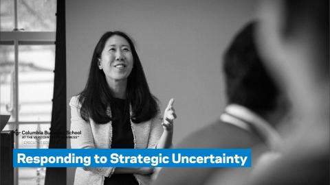 Embedded thumbnail for Responding to Strategic Uncertainty