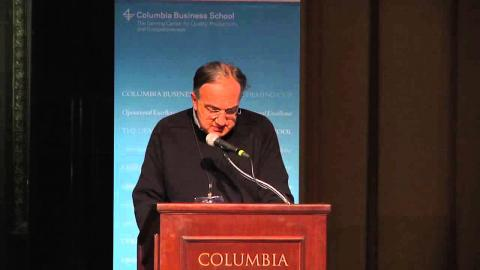 Embedded thumbnail for Deming Cup 2013  Sergio Marchionne, CEO, Fiat S p A , and Chairman and CEO, Chrysler Group LLC