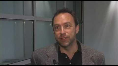 Embedded thumbnail for 2009 Social Enterprise Conference: A Conversation with Jimmy Wales