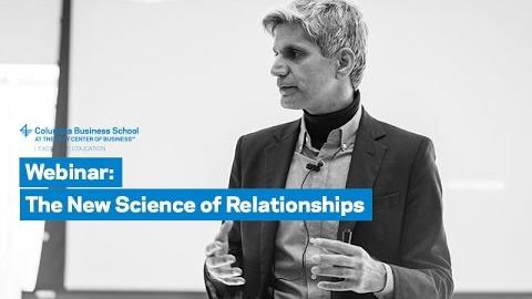 Embedded thumbnail for The New Science of Relationships