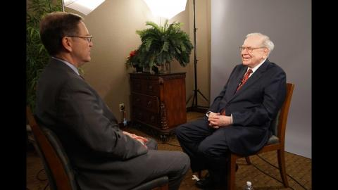 "Embedded thumbnail for Dean Glenn Hubbard and Warren Buffett '51 in Conversation: ""Develop a Passion"""