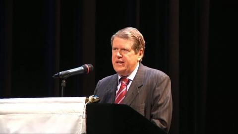 Embedded thumbnail for 17th Annual Private Equity & Venture Capital Conference: Russell Carson '67
