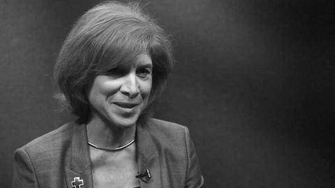 """Embedded thumbnail for Gail McGovern '87 on Creativity: """"Try New Things"""""""