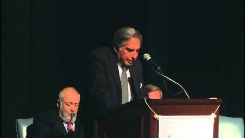 Embedded thumbnail for Deming Cup 2012: Ratan N. Tata, Chair of Tata Sons, Limited