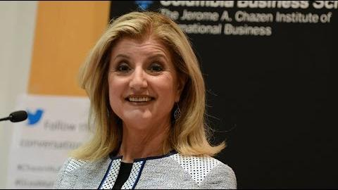 Embedded thumbnail for Arianna Huffington: Strive to Thrive