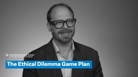 Embedded thumbnail for The Ethical Dilemma Game Plan