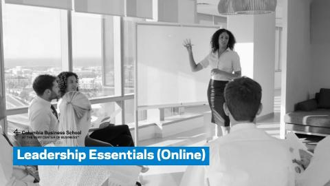 Embedded thumbnail for Leadership Essentials (Online)