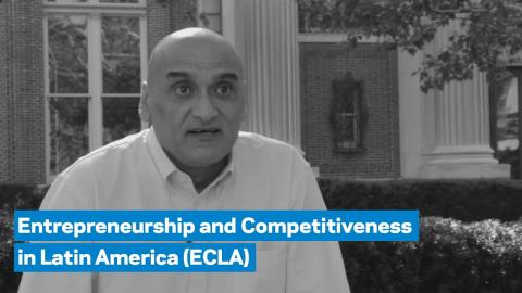 Embedded thumbnail for Medini Singh on the ECLA Program