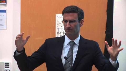 Embedded thumbnail for Peter Orszag: US Macroeconomic Conditions and Political Polarization