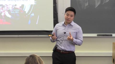 Embedded thumbnail for Dan Wang: Venture Capital Networks and Entrepreneurial Performance