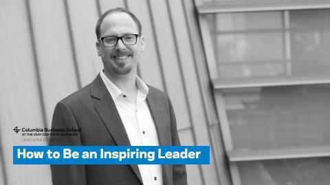 Embedded thumbnail for Webinar: How to Be an Inspiring Leader